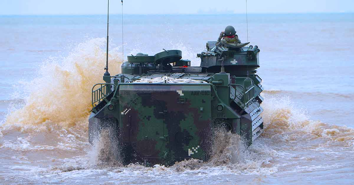 Read more about the article Cold War Brewing Over South China Sea Tensions