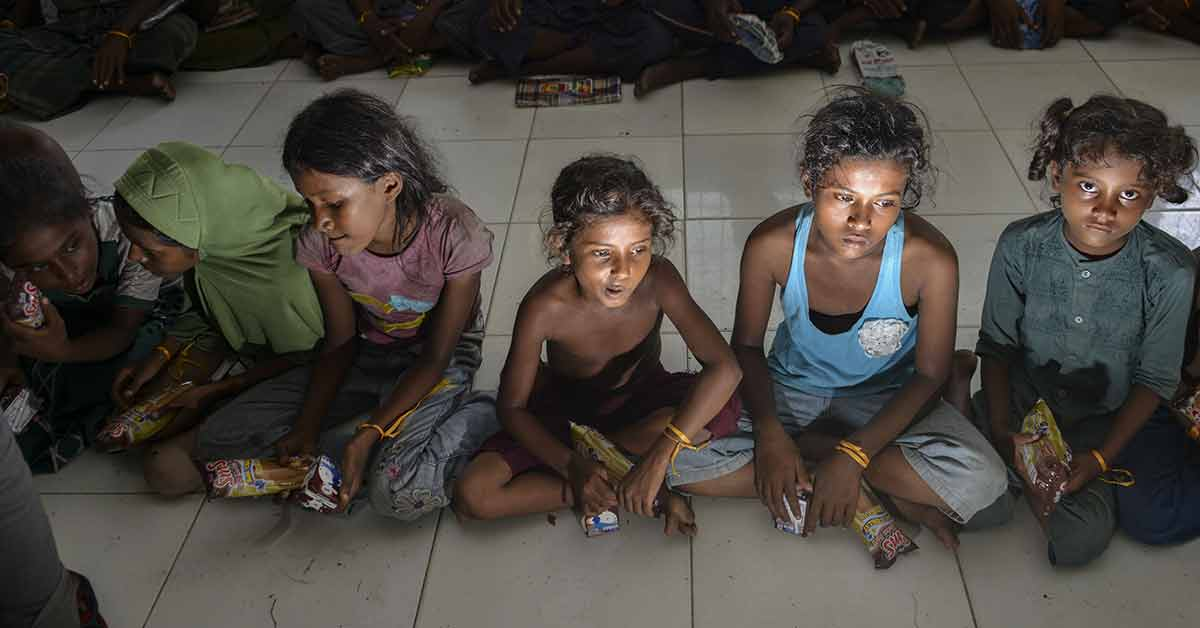 Rohingya: The Perils Of The Boat People