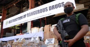 Read more about the article The War Against Illegal Drugs Amid A Pandemic