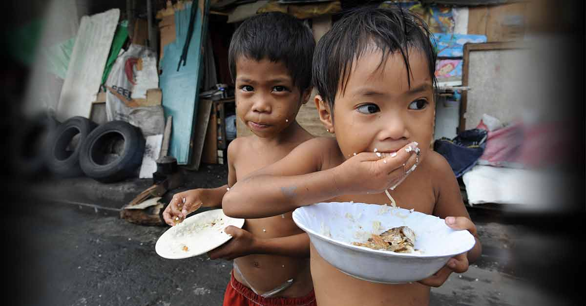Read more about the article More Filipinos Starving Amid The Pandemic