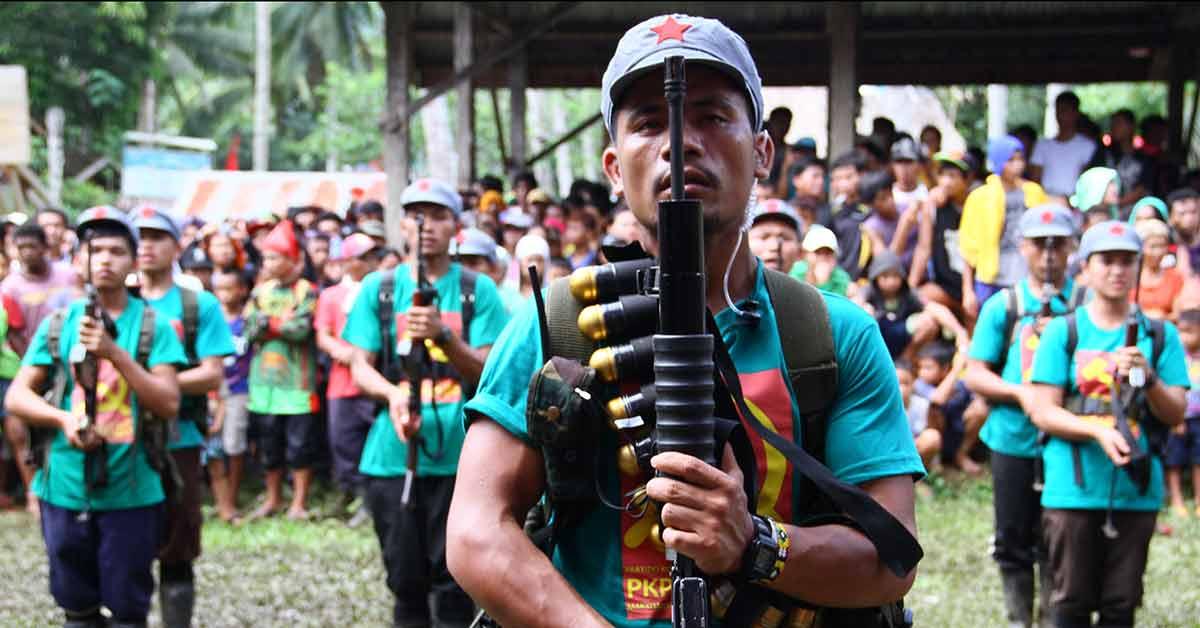 Philippines: Peace No More With Communist Bloc?