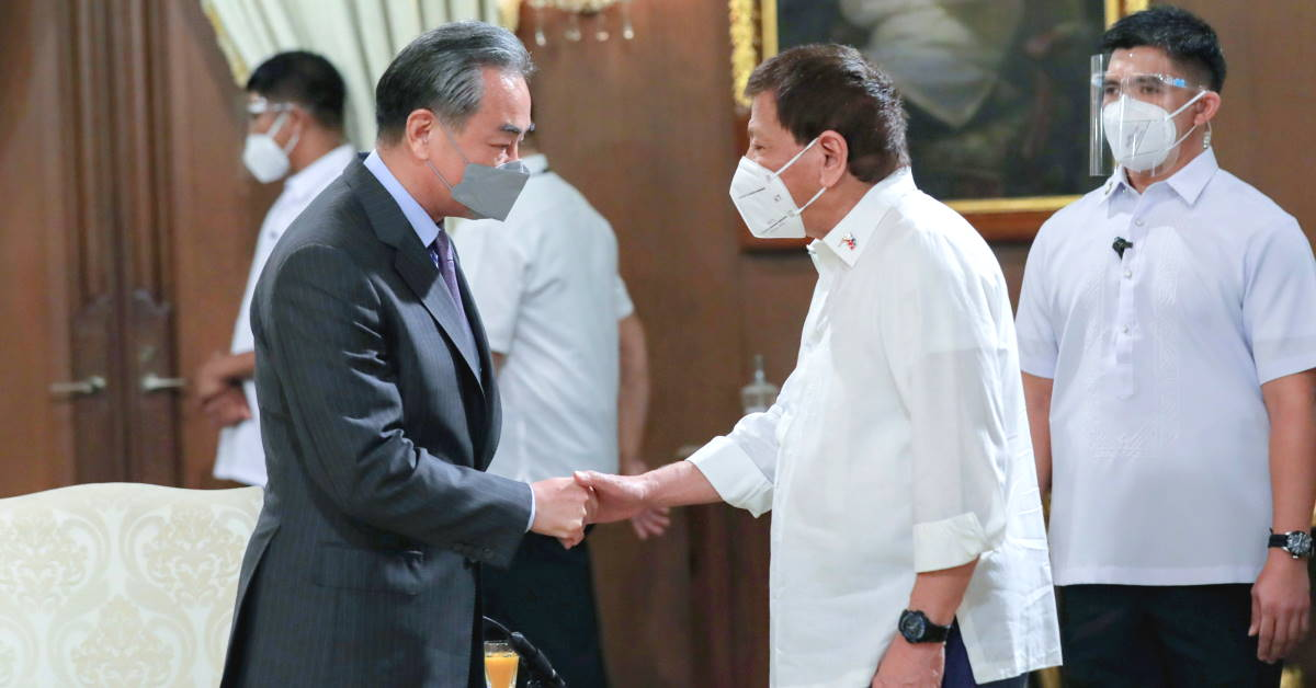Read more about the article Philippine China Relations Under Siege?