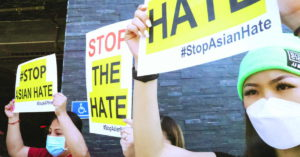 Read more about the article Anti-Asian Sentiment On The Rise In US