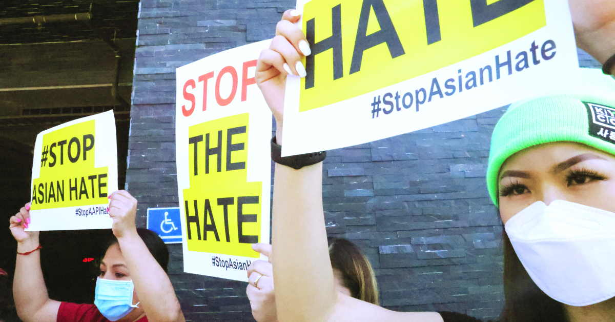 Anti-Asian Sentiment On The Rise In US