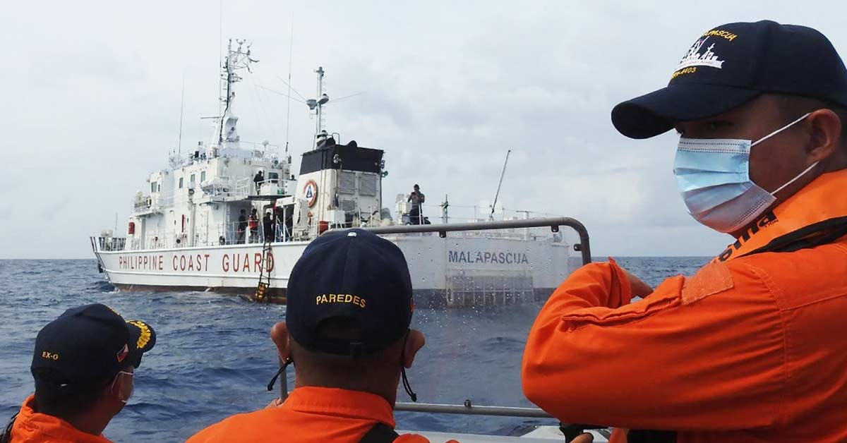 Megaphone Diplomacy And The South China Sea